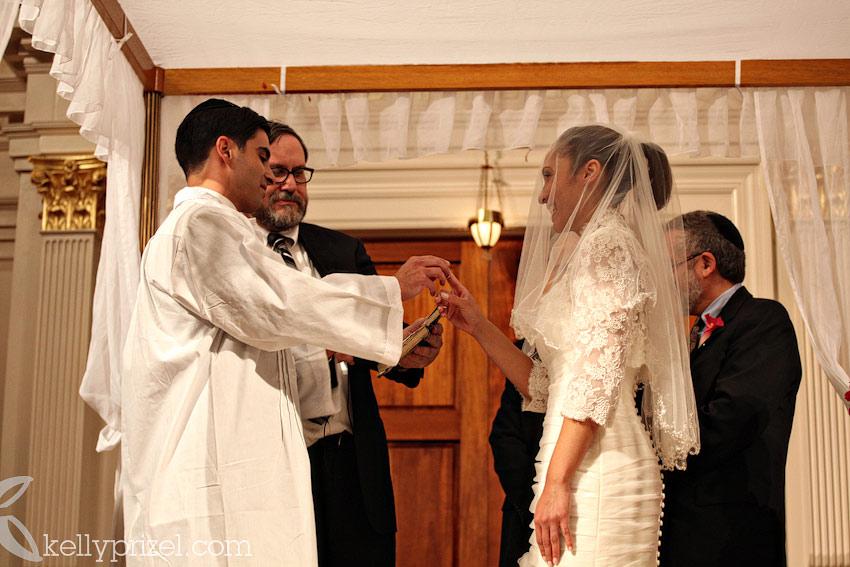 Orthodox Jewish Wedding 63