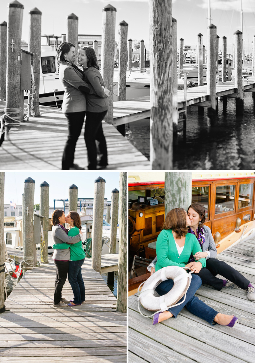 mystic ct engagement photos