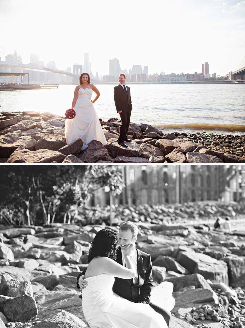 brooklyn trash the dress